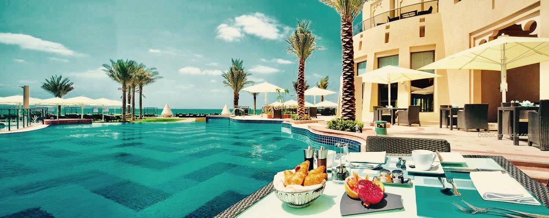 479$! Предновогодние акции от отелей в Эмиратах, Ажман, 5*