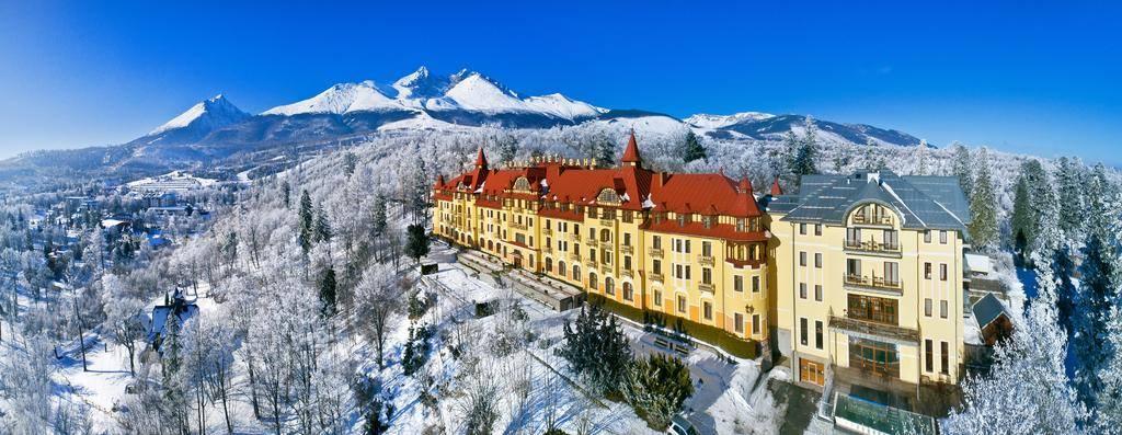 Горящий тур! Лыжный отдых в Словакии!
