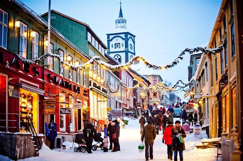 Гостеспримство викингов на новый год в ШВЕЦИИ!