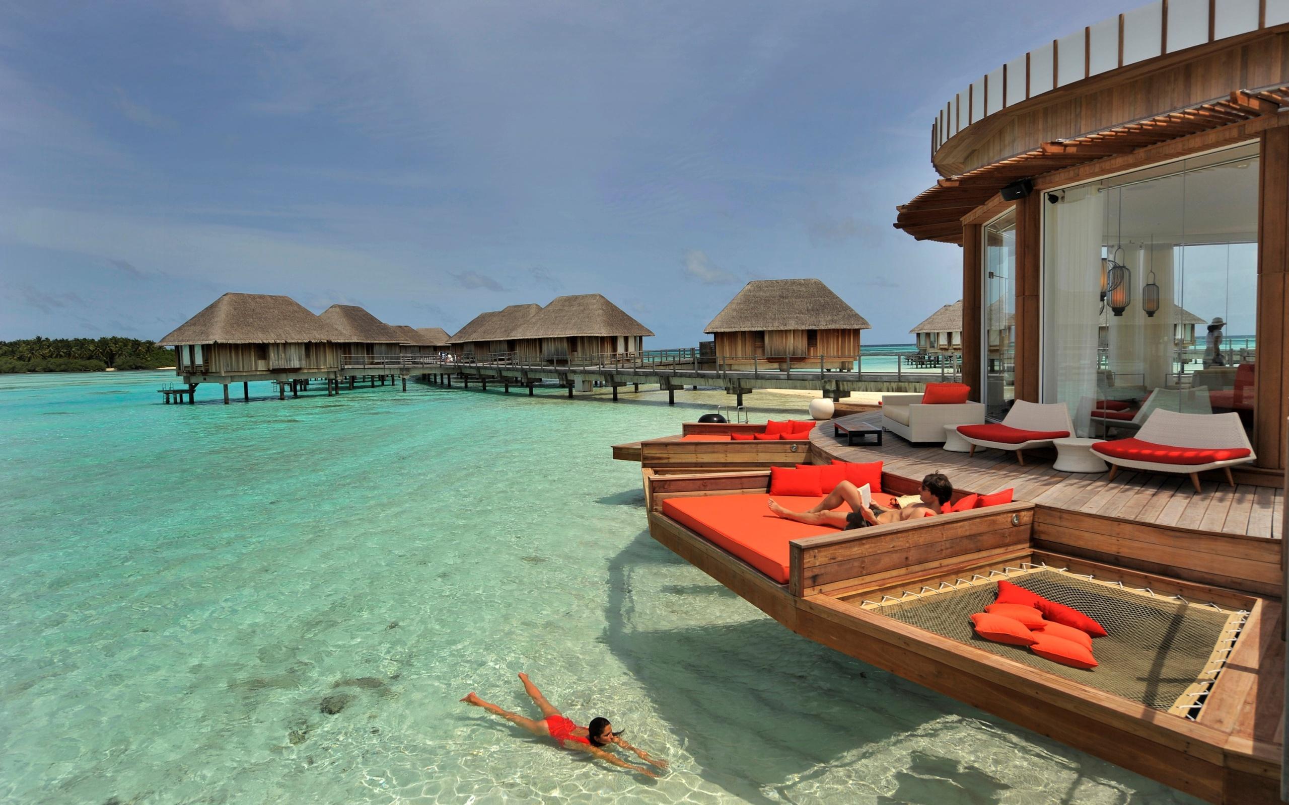 Майские каникулы на Мальдивах от 1565$ с чел., вкл. авиа!