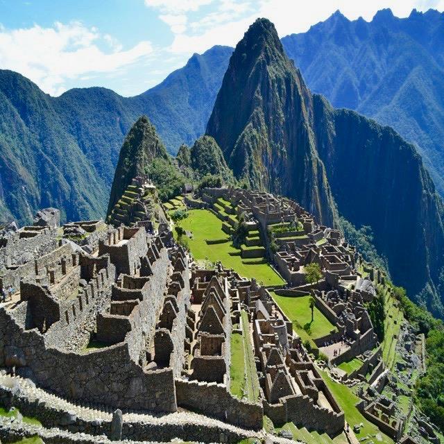 Майские в Перу