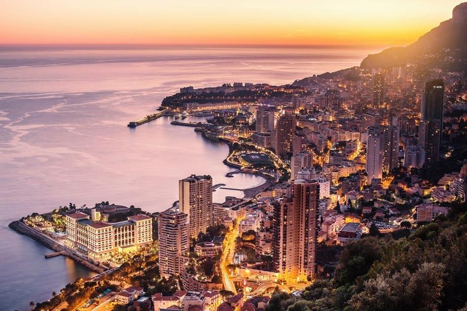 """Монако, """"Hermitage Monte Carlo"""" 5*"""