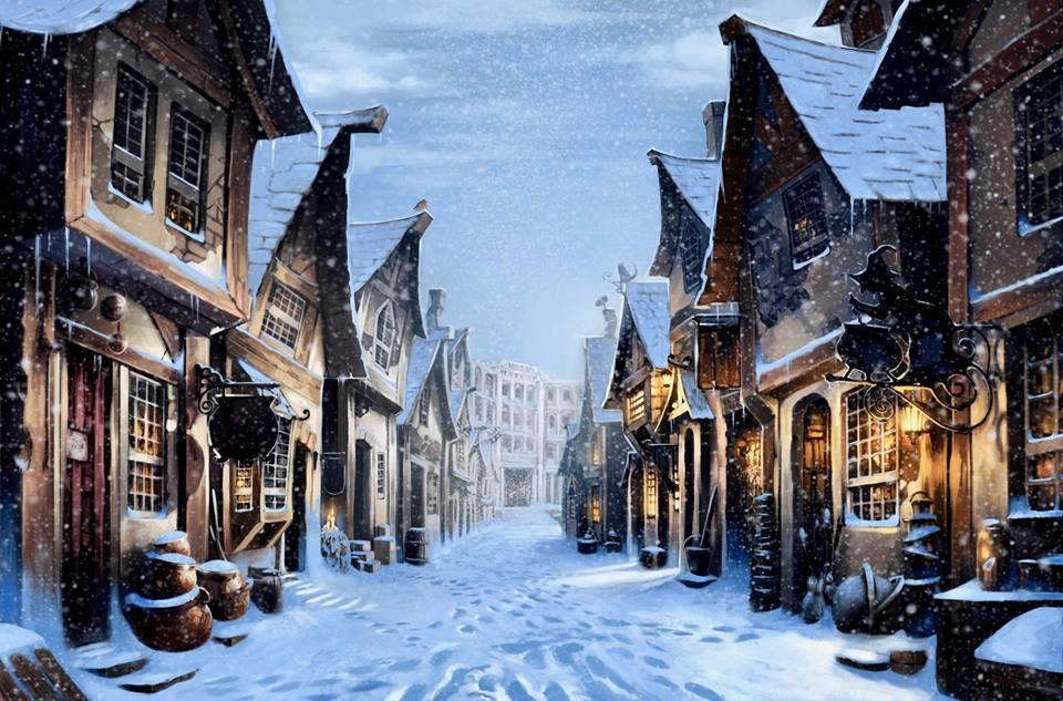 Окунуться в мир магии и тайн Гарри Поттера!