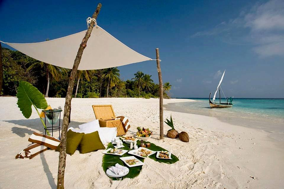 Отдых на Мальдивах на Рождество !