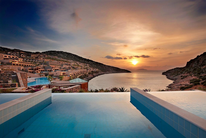 """Отель класса lux """"Daios Cove Luxury Resort & Villas"""" 5* (Греция, о.Крит)."""