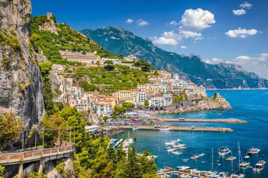 о. Искья - о.Капри - Рим на майские!