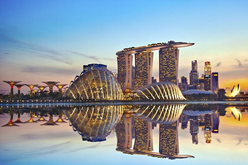 В Сингапур за 599$