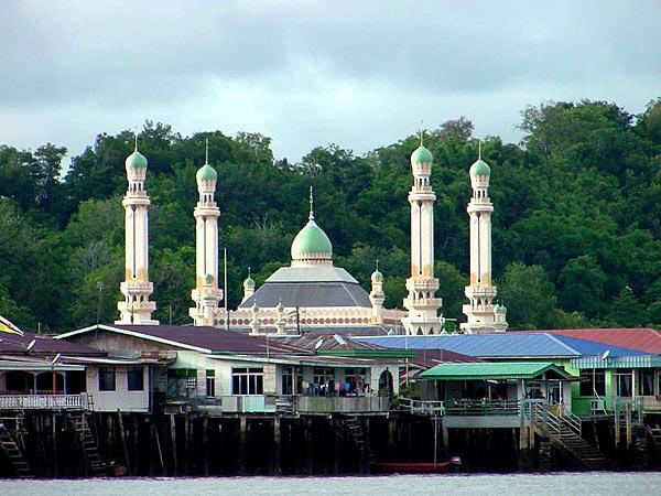 Мечеть в Брунее