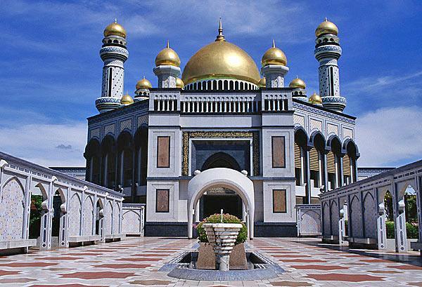 Мечеть Джэйм Аср Хассанил Болктах