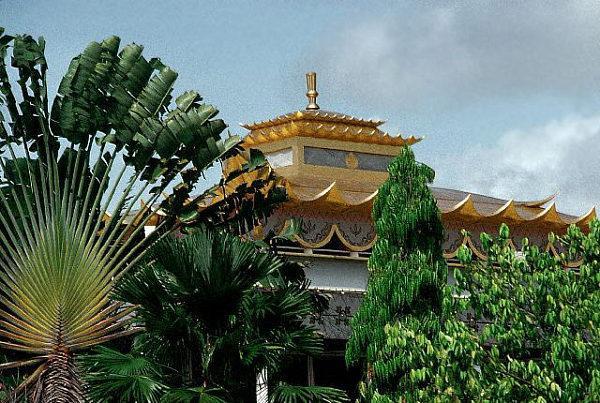 Королевская резиденция