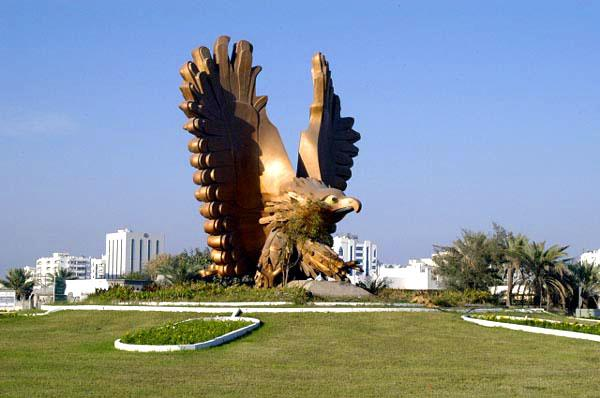 Eagle-Roundabout