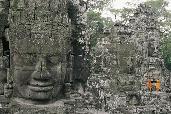 Храм Та Прохм, Ангкор