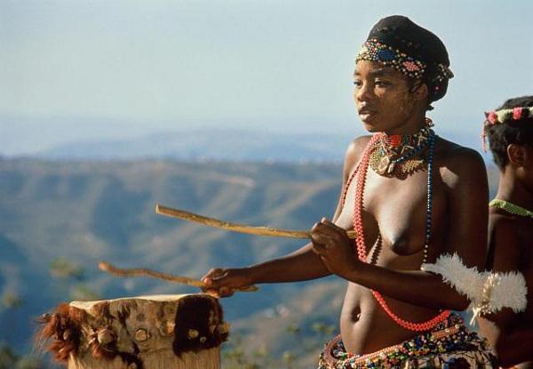 Девушка зулу, Квазулу Натал