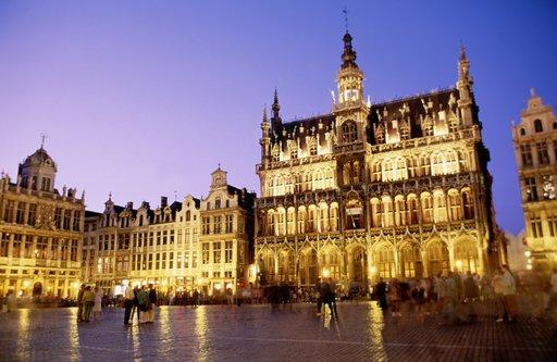 Великий дворец, Брюссель