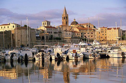 Алжеро, остров Сардиния