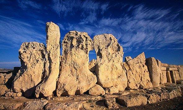 Мегалитический храм 3 тыс. до н. э., Хагар Квим