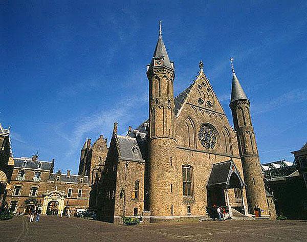 Ridderzaal, Гаага