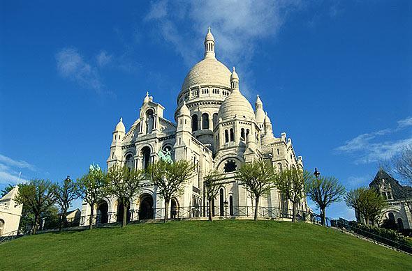 Сакре Кер, Париж