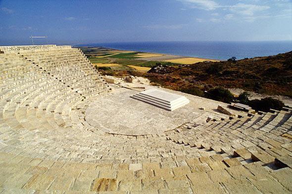 Римский театр, Куриум