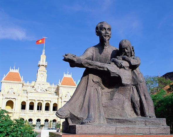 Памятник Хошимину