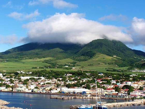 Остров Сент-Кристофен