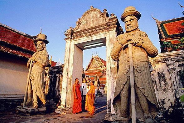 Храм Ват Пхо, Бангкок