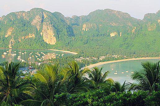 Остров Ко Пхи Пхи