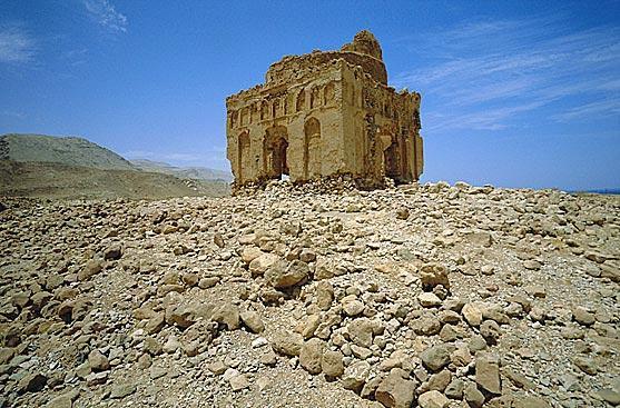 Развалины города Квалхат