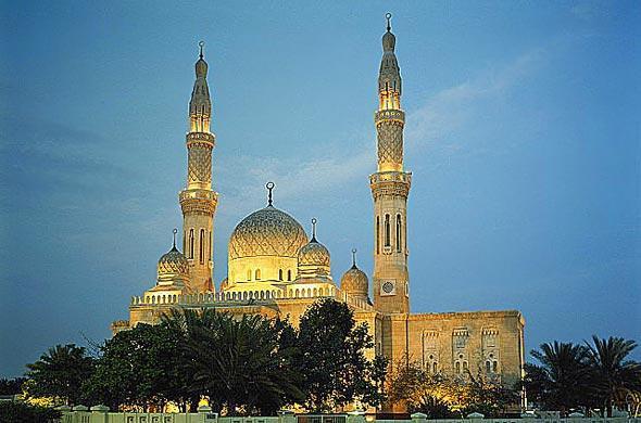 Мечеть Джумейрах, Дубай