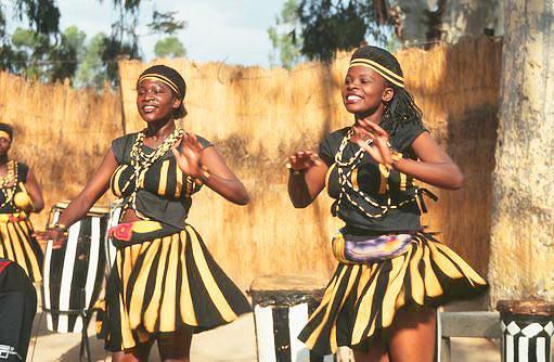 Танцоры Чапунга