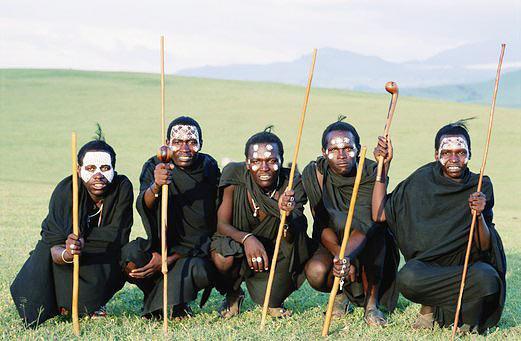 Племя Масай