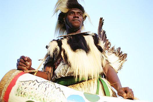 Барабанщик племени Чука