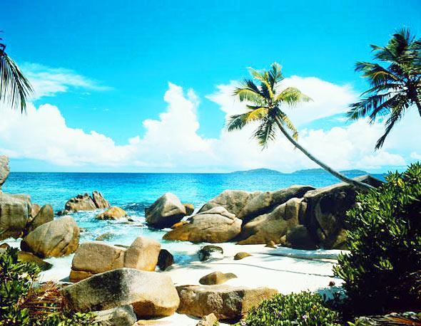 Остров Ла-Диг