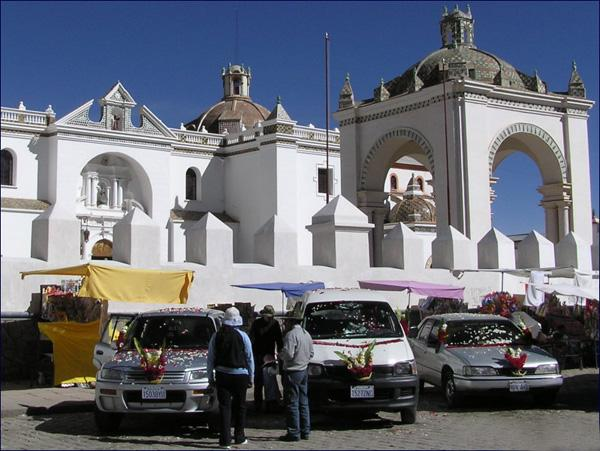 Copacabana church