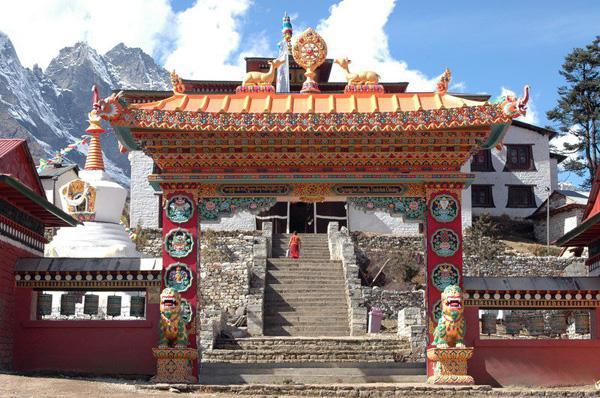 Tengboche Temple