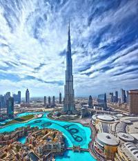 Дубай снова удивляет своей роскошью!