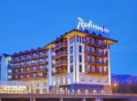 """Новогодний корпоратив турагентства """"Венера тур"""" в Radisson Blu Resort, Буковель"""